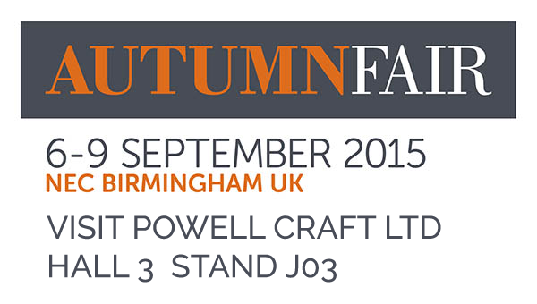Autumn Fair NEC 2015