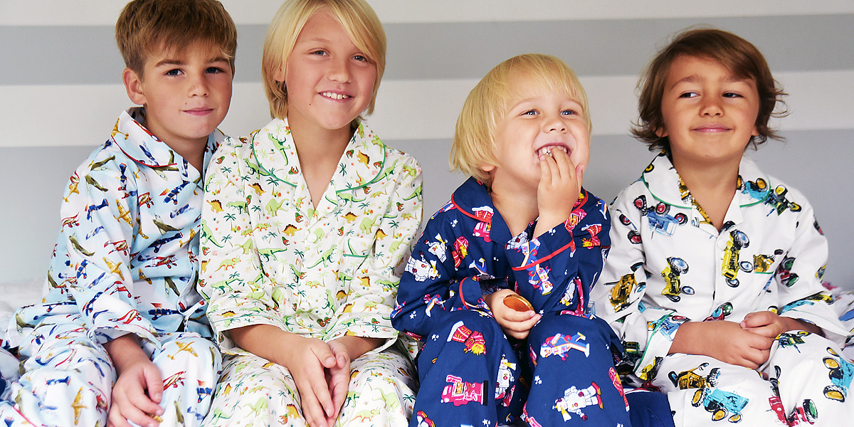 Powell Craft Boys PJs