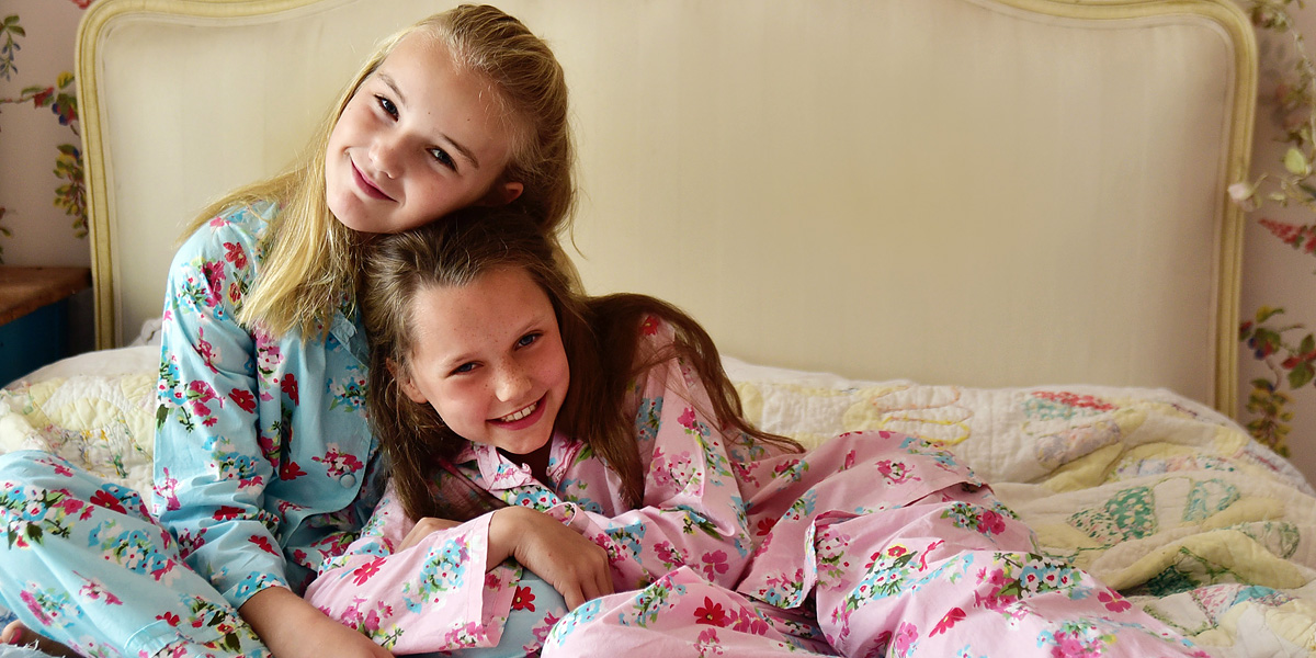 Powell Craft Girls PJs