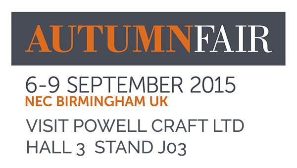 Autumn Fair NEC 2015
