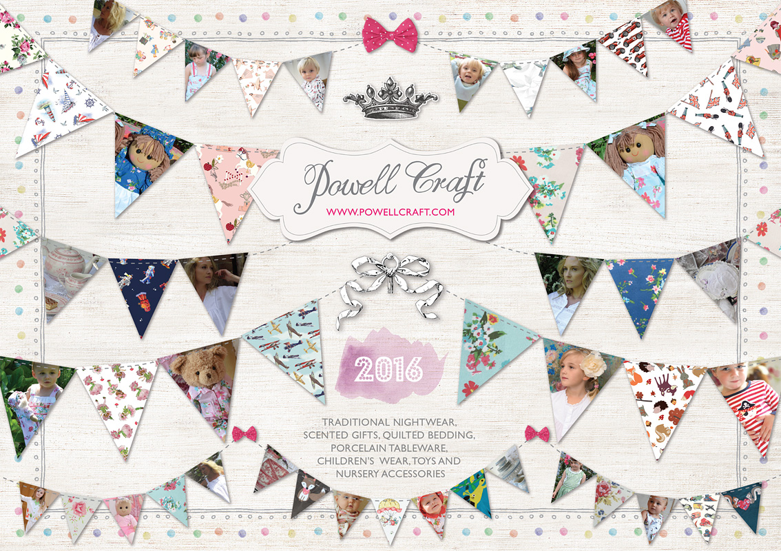 Powell Craft 2016 Catalogue